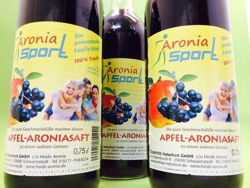 Apfel Aroniasaft